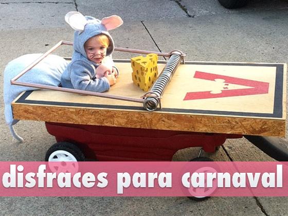 Disfraces para carnaval