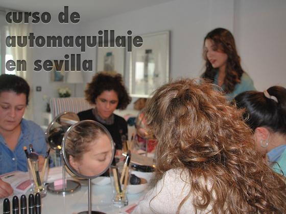 Curso de automaquillaje en Sevilla