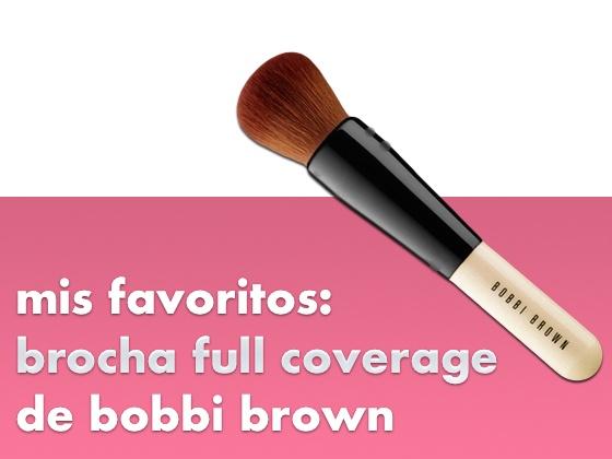 Brocha Full Coverage de Bobbi Brown